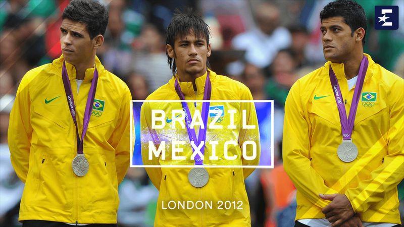Brasil - Mexico