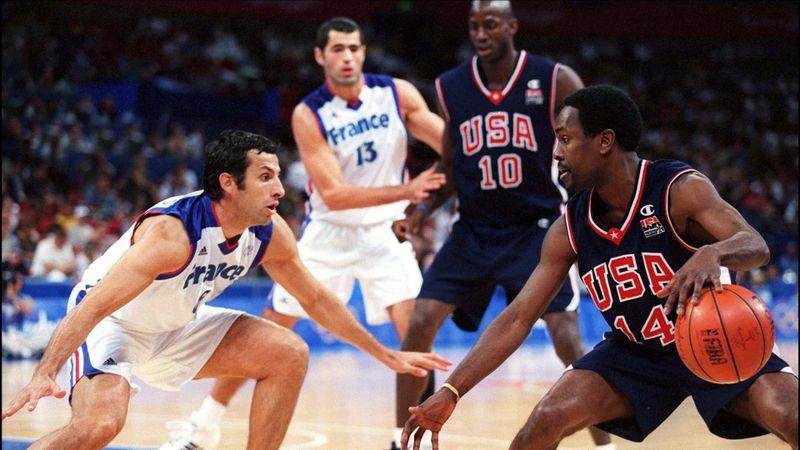 OS-klassiker | Frankrike - USA 2000