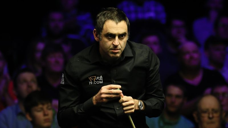 UK Championship 2018  R. O'Sullivan - T. Ford