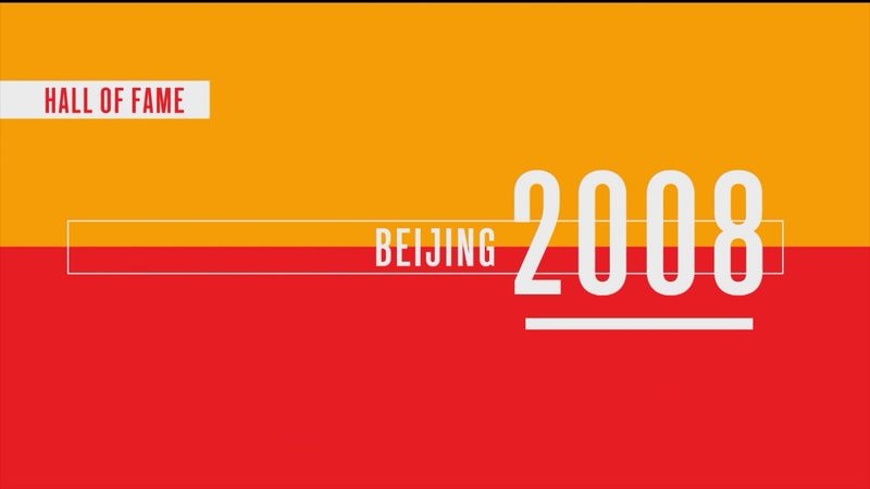 Hall of Fame   Beijing 2008