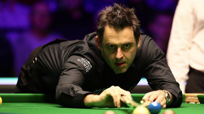 UK Championship 2018  R. O'Sullivan - M. O'Donnell