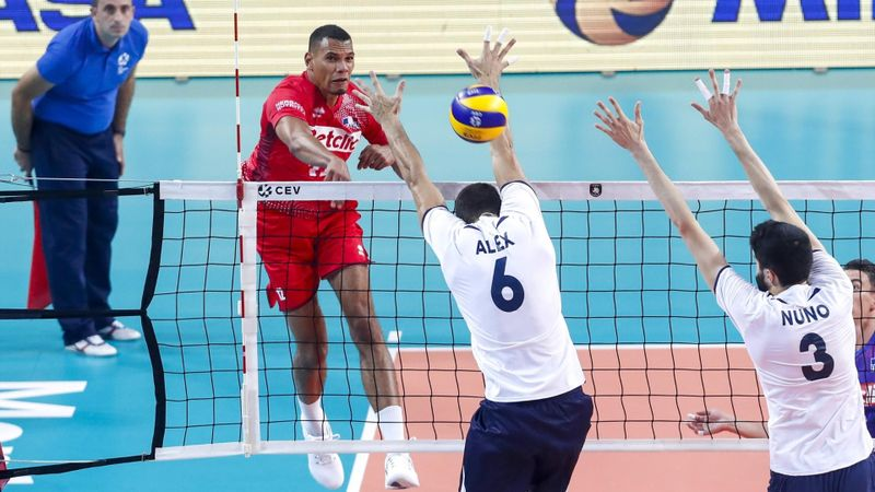Best of | CEV Cup Finals, EuroVolley, Champions League, Golden League, Euro Beach-Volley, Decoders, Inside