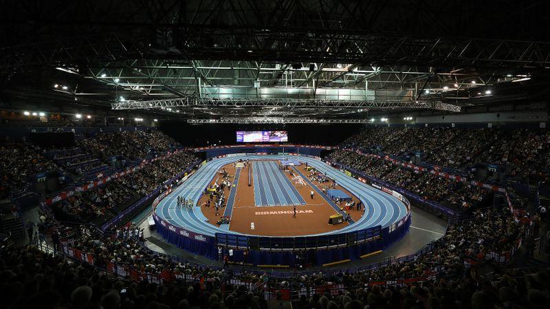 IAAF World Indoor Tour