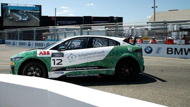 Jaguar I-Pace Etrophy Series