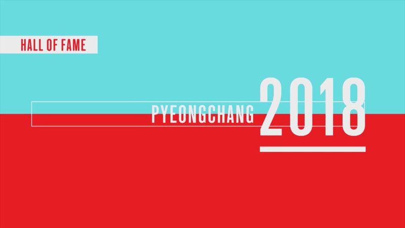 Hall Of Fame Pyeongchang 2018