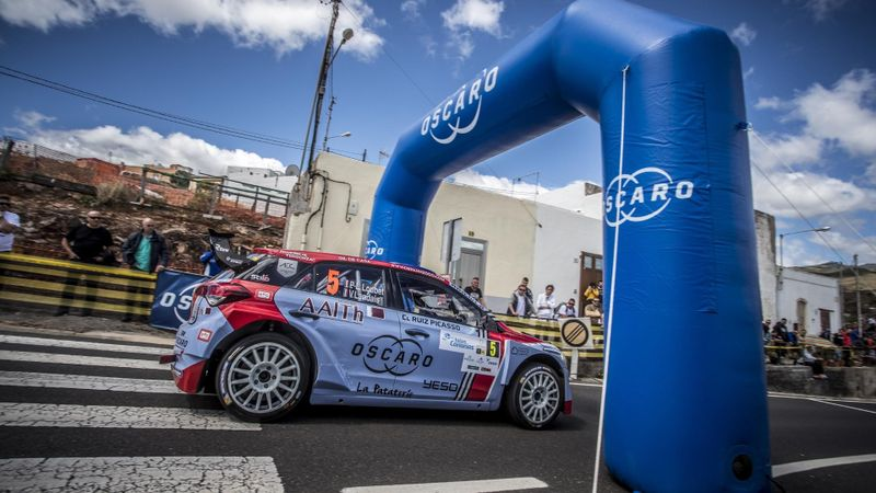 ERC All Access   Rallye des Canaries 2020