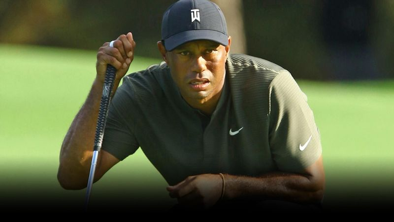 My Game : Tiger Woods