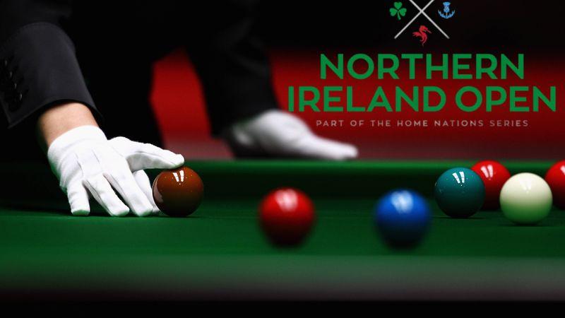 Northern Ireland Open   Huvudsändning