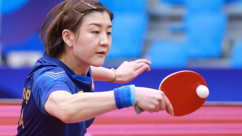 ITTF Finals | Semifinales - Cuadro femenino