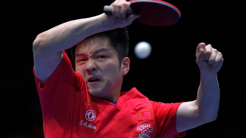 ITTF Finals | Semifinales - Cuadro masculino