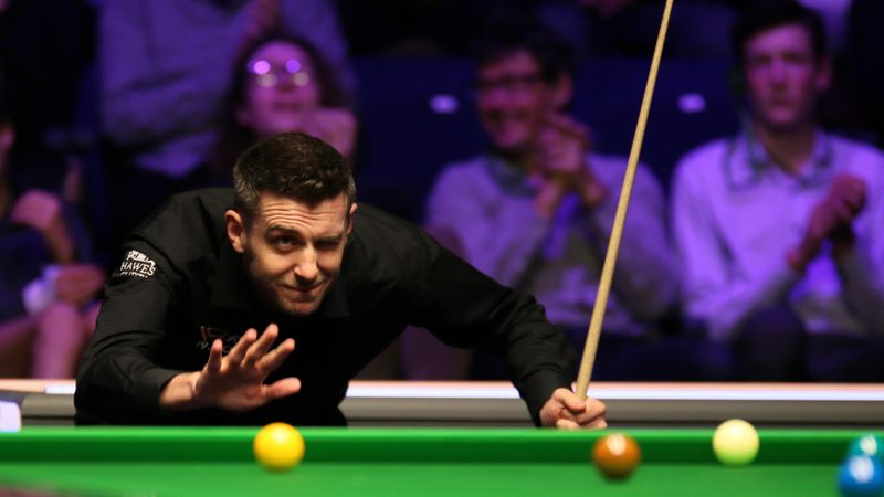 Mark Selby - Jamie Jones