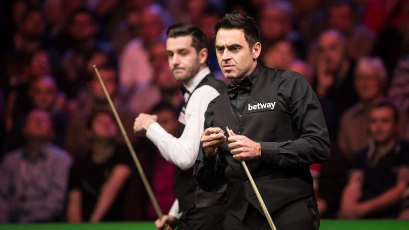 Mark Selby - Ronnie O'Sullivan
