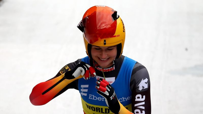 Innsbruck  1e Run Vrouwen