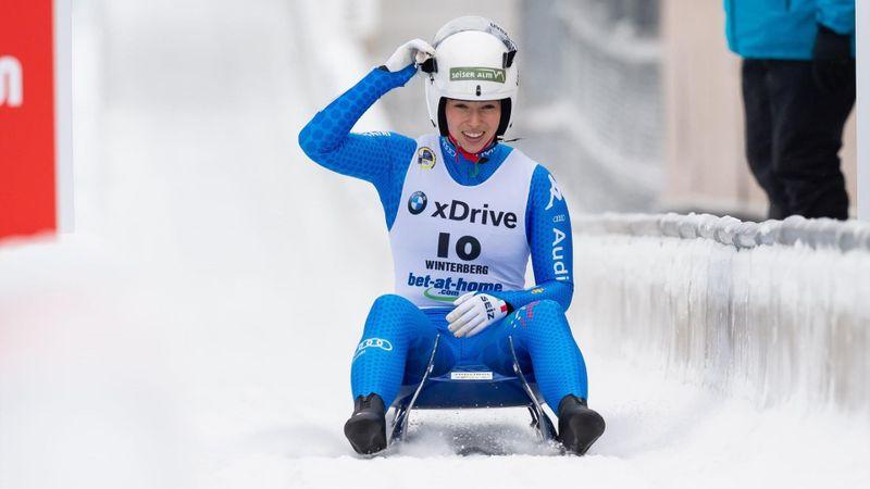 Innsbruck  2e Run Vrouwen