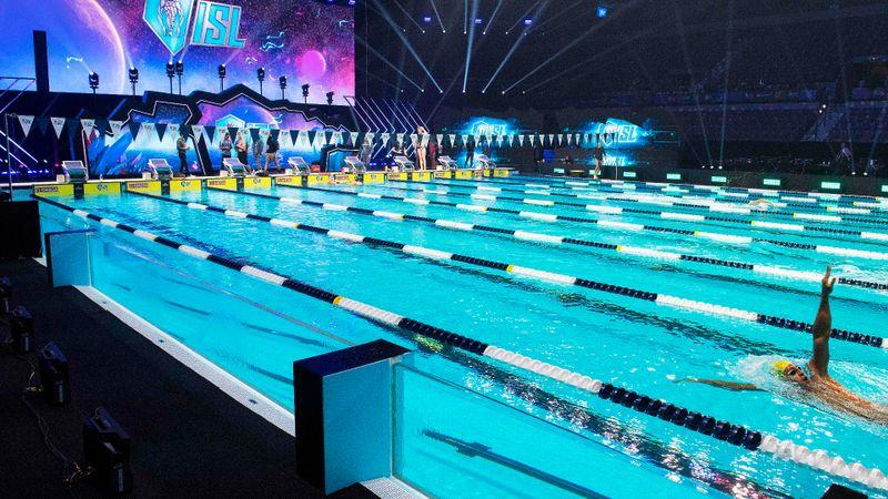 International Swimming League | Semifinal