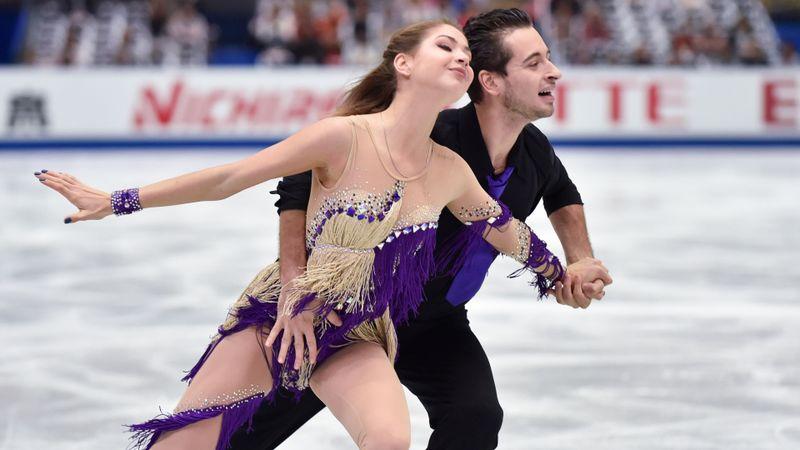 Trophée NHK 2020 | Danse sur glace – Prog. court