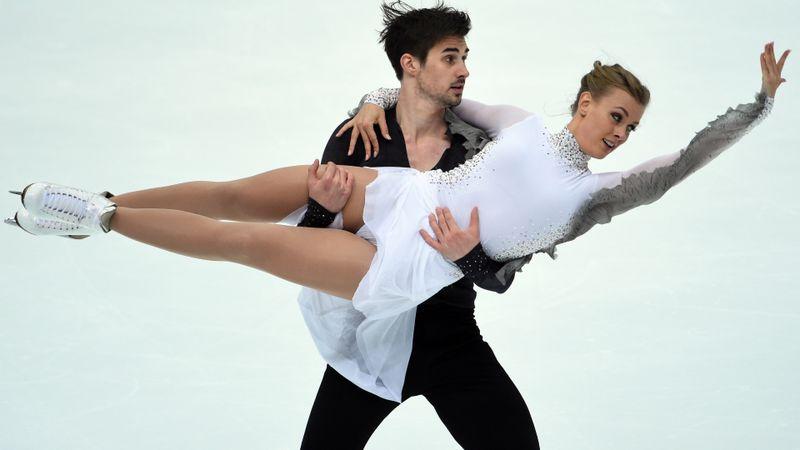 Trophée NHK 2020 | Danse sur glace – Prog. libre