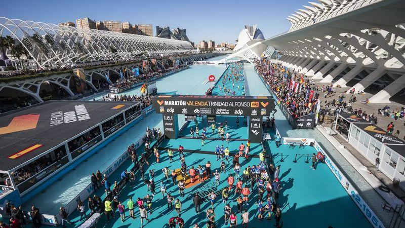 Валенсийский марафон