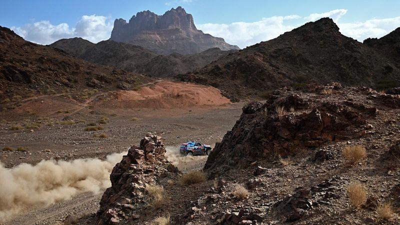 Dakar 2021   8e étape