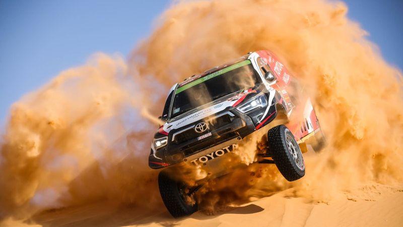Dakar 2021   10e étape