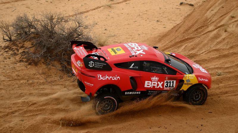 Dakar 2021   11e étape
