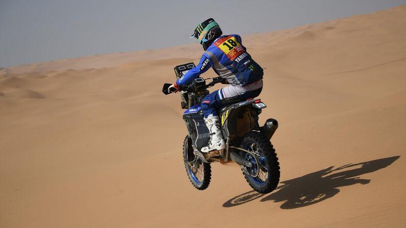 Dakar 2021   12e étape
