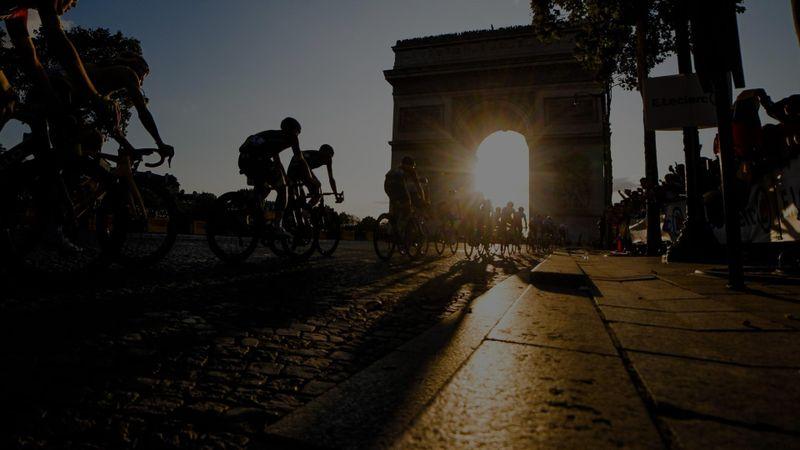 Tour de France Höjdpunkter