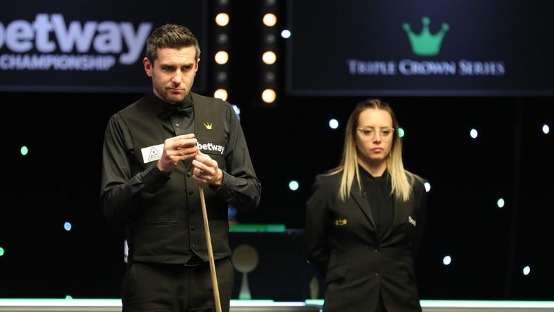Mark Selby - Neil Robertson
