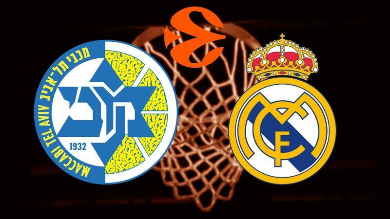 Maccabi Fox Tel Aviv - Real Madrid