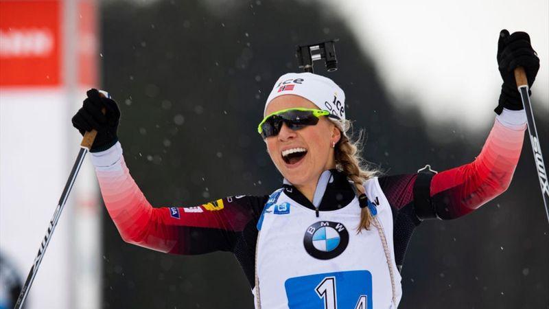 Antholz|4 x 6km Estafette Vrouwen
