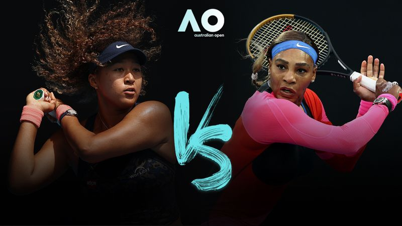 Naomi Osaka - Serena Williams