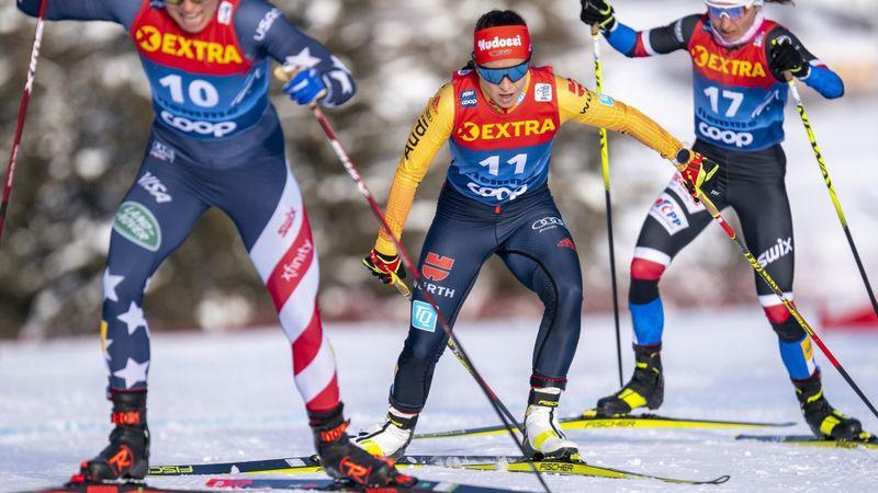 Lahti|Skiatlon Vrouwen