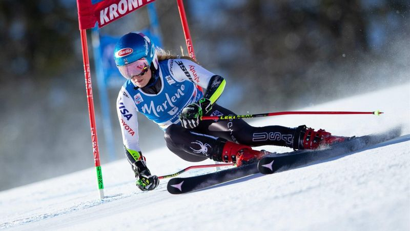 Kronplatz|Slalom uriaş feminin – Manşa a 2-a