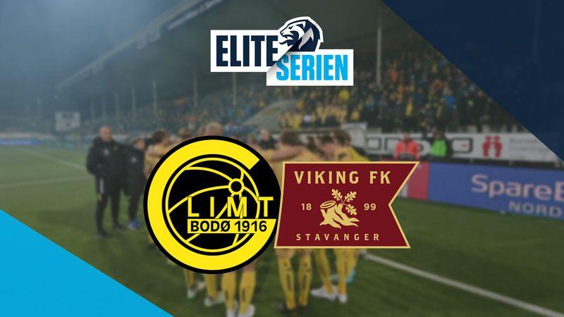 FK Bodø/Glimt - Viking FK