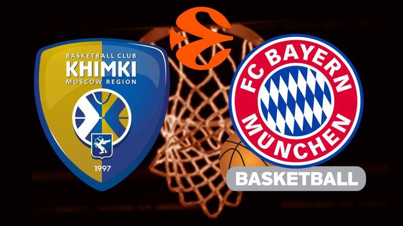 Khimki - FC Bayern München
