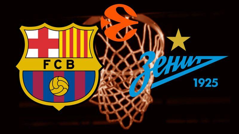 FC Barcelona - Zenit St. Petersburg