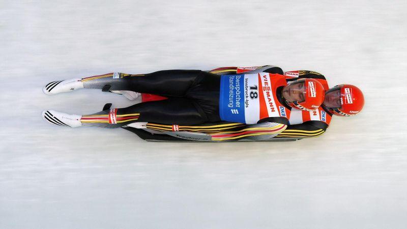 Innsbruck  2e Run Dubbels