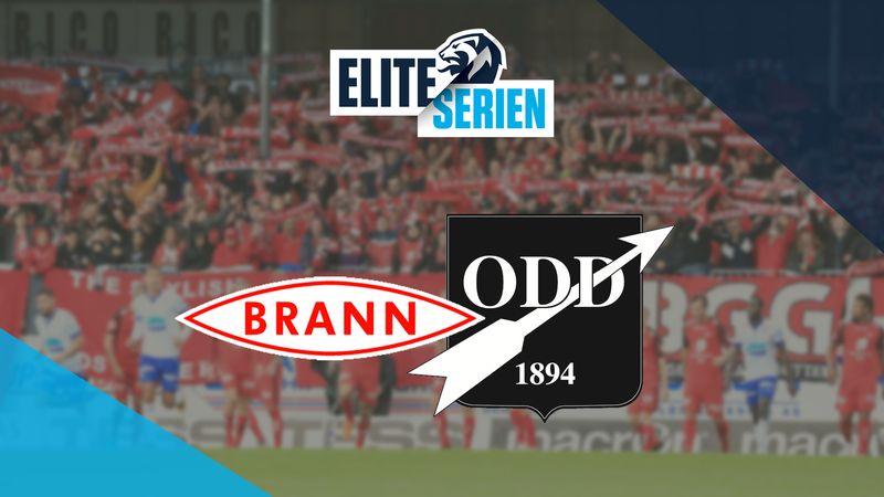 SK Brann - Odds BK