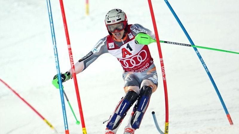 Schladming|Slalom masculin - Manşa 1