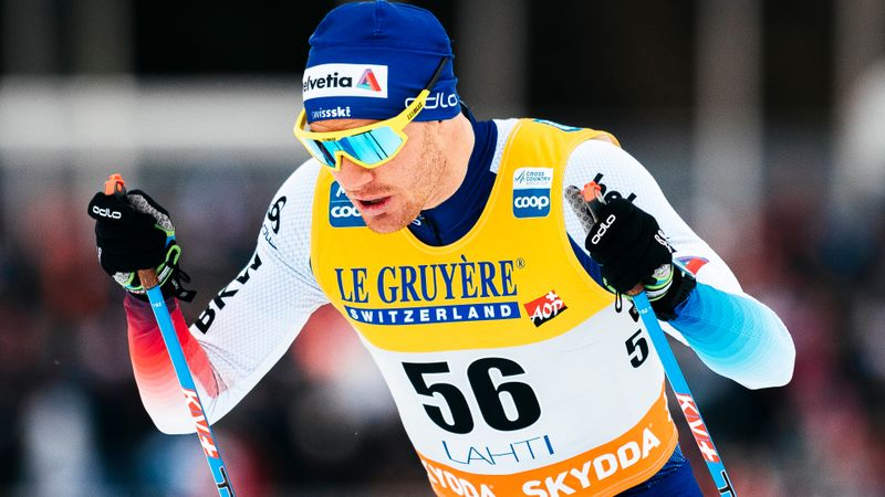 Lahti|Skiatlon Mannen