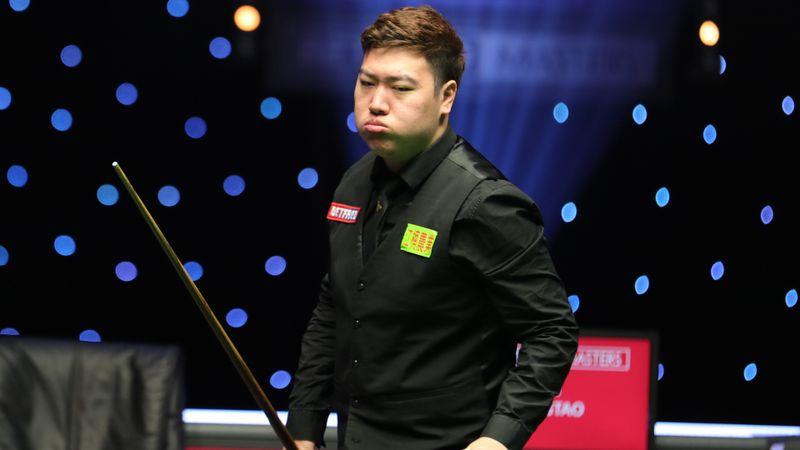 Bingtao Yan - John Higgins