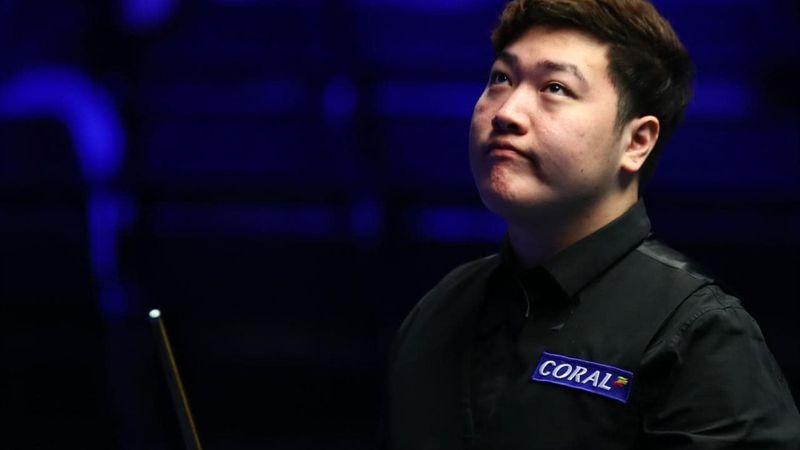 Bingtao Yan - John Higgins/ PARTIE 1 (VO)