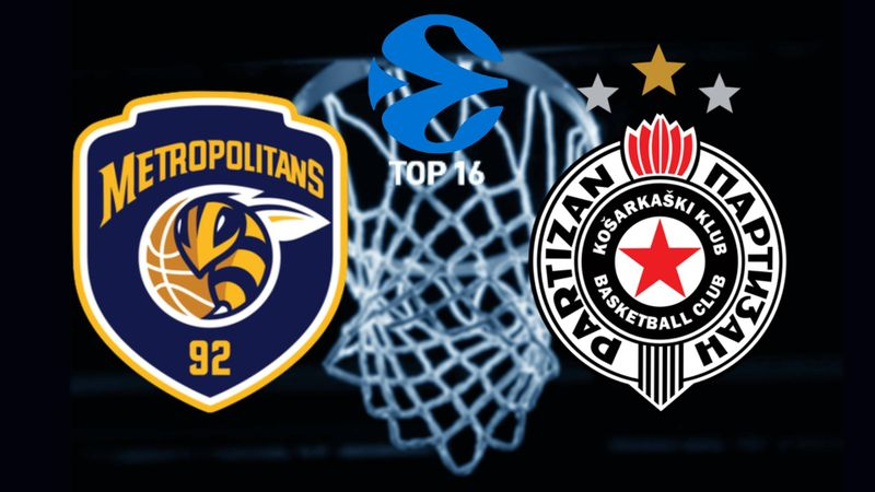 Boulogne-Levallois - KK Partizan
