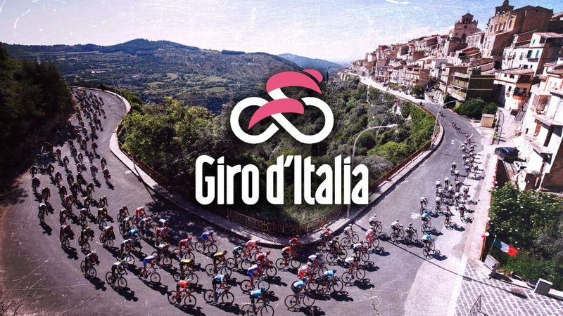 Giro d'Italia Höjdpunkter