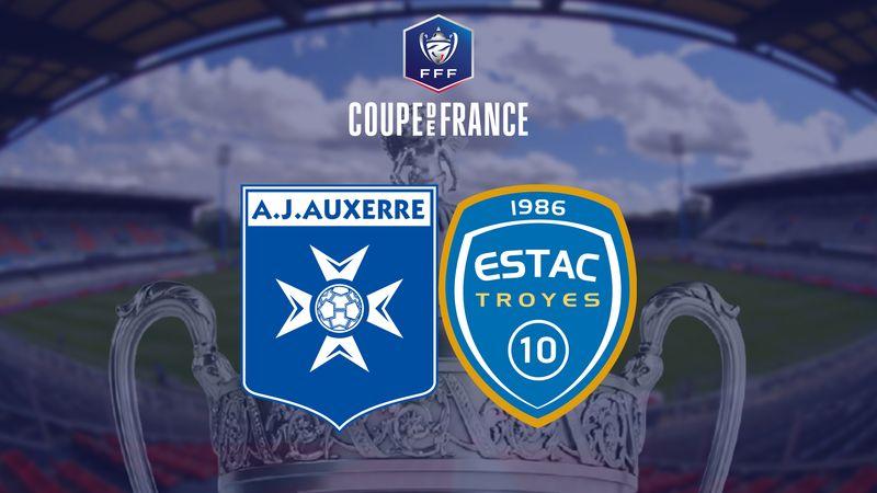 AJ Auxerre - Troyes