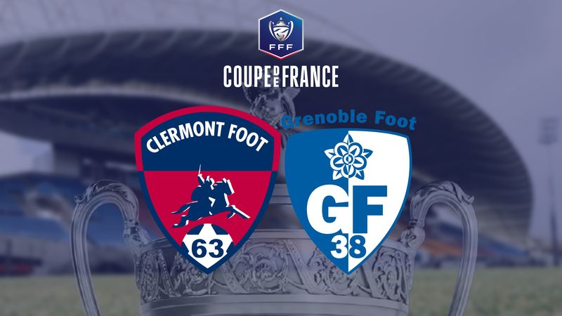 Clermont Foot - Grenoble Foot 38