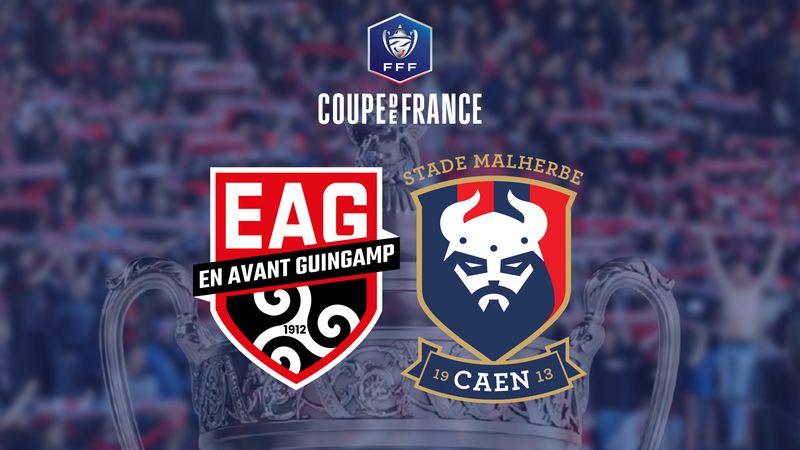 EA Guingamp - SM Caen