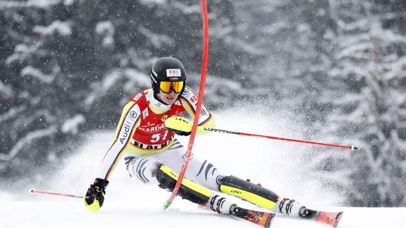 World Cup   Men's Slalom