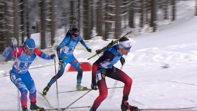Oberhof Relevos 4x7,5km masculinos