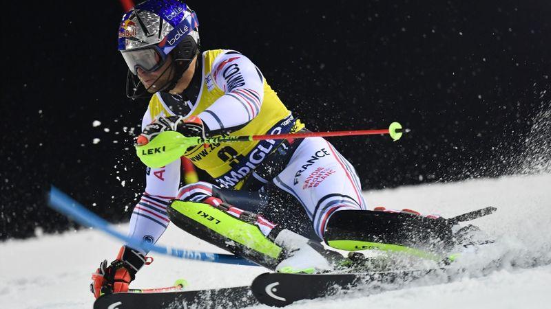 Flachau|Slalom Messieurs II / 1re manche
